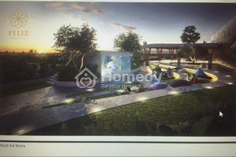 Cần bán căn hộ C.05.12 Feliz En Vista Quận 2, 2 phòng ngủ, 84.85 m2