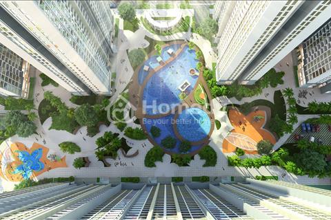 Cho thuê căn hộ chung cư cao cấp Vinhomes Gardenia Mỹ Đình (căn góc, mới 100% sang trọng)