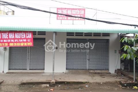Cho thuê mặt bằng kinh doanh, mở văn phòng đường Mai Chí Thọ, giá 27 triệu/tháng