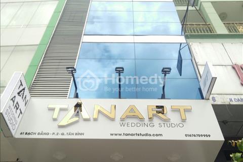 Cho thuê văn phòng giá tốt ở quận Tân Bình, đường Bạch Đằng gần sân bay