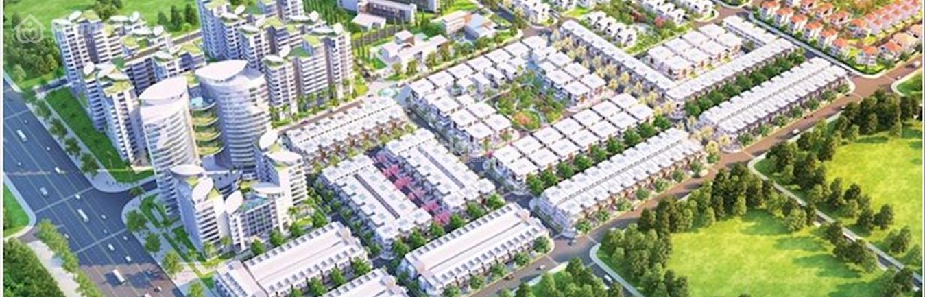 Khu đô thị Dragon Smart City (Dragon City Park)