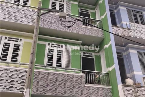 Nhà bán gấp 180m2, đường Lê Văn Lương, 1 tầng trệt, 2 tầng lầu, sân thượng, giá 2,65 tỷ