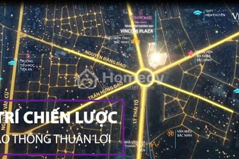Bán nhanh căn hộ Vinhomes Bắc Ninh view ngã 6, giá cực mềm