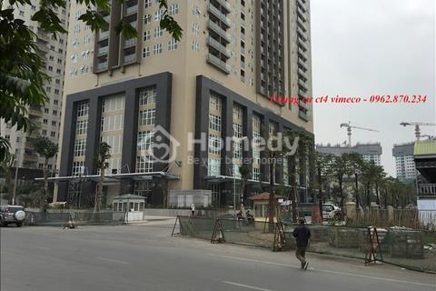 Bán căn 3B tầng sân vườn chung cư CT4 Vimeco giá 33 triệu/m2
