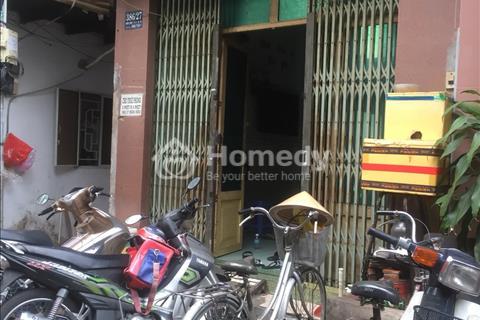Cho thuê nhà nguyên căn hẻm xe hơi 386 Hòa Hảo, diện tích 4x12m. Giá 17 triệu/tháng