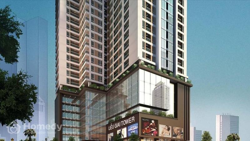 Dự án Liễu Giai Tower Hà Nội - ảnh giới thiệu