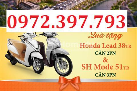 Chỉ 600tr sở hữu ngay 2PN, Full nội thất mặt đường Lê Văn Lương, tặng xe SH, 3 chỉ vàng SJC