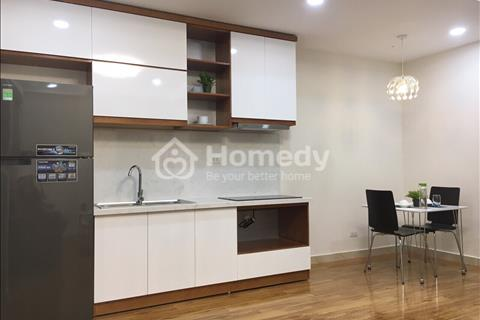 Cho thuê căn hộ 2 phòng ngủ, chung cư SDU - 143 Trần Phú, giá 8 triệu/tháng, full nội thất