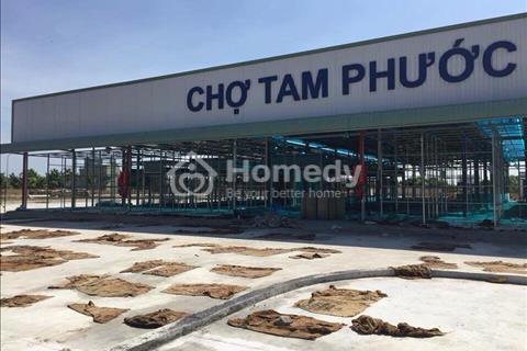 Bán đất nền ngay mặt tiền đường 60 Bắc Sơn - Long Thành, giá chỉ 480 triệu/nền