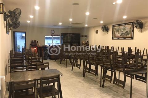 Mặt bằng cho thuê làm nhà hàng khu dân cư Him Lam quận 7