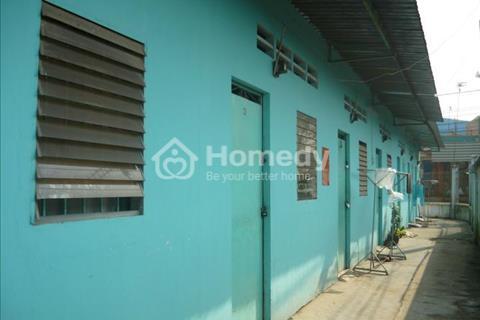 Bán rẻ dãy nhà trọ quận 9 - đường Lò Lu - 133m2 - 10 phòng + 1 kiot - thu 14 triệu/tháng