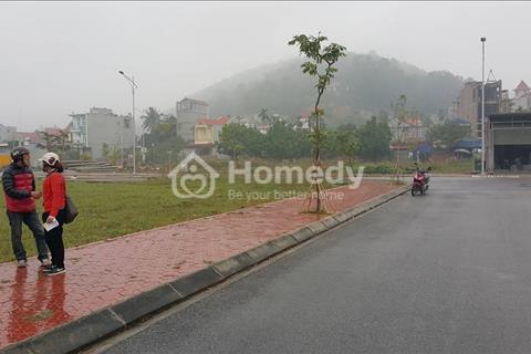 Nhượng đất nền Gò Gai, trung tâm thị trấn Núi Đèo, Thủy Nguyên, giá 850 triệu/ lô/ 100m2