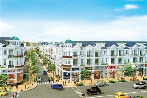 Nhà phố thương mại shophouse Gamuada Gardens giá chỉ từ 5 tỷ/căn