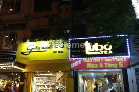 Siêu hot nhà mới 5 tầng mặt phố Bà Triệu kinh doanh đắc địa sầm uất