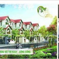 Sở hữu đất nền khu đô thị Kosy đẹp nhất thành phố Sông Công chỉ với 430 triệu/lô