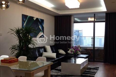 Cho thuê căn góc chung cư Hà Nội Center Point 85 Lê Văn Lương đồ nhập khẩu
