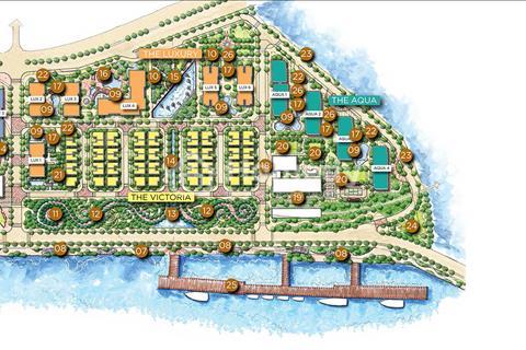 Cần bán căn 2 phòng ngủ Vinhomes Golden River (Vinhome Bason) Aqua 2, giá 6,3 tỷ bao phí