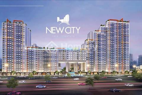 Mở bán siêu phẩm Newcity quận 2 bán đảo Thủ Thiêm, trung tâm hành chính thành phố, chiết khấu 6,5%