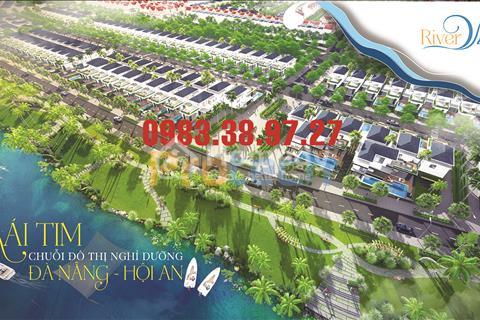 Mở bán đất nền ven sông Cổ Cò khu đô thị River View - giá hấp dẫn - chiết khấu cao đến 9%