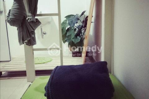 Cho thuê giường tầng phòng tập thể máy lạnh - wifi