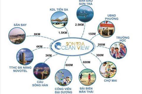 Căn hộ cao cấp Sơn Trà Ocean View - sống chuẩn 5 sao