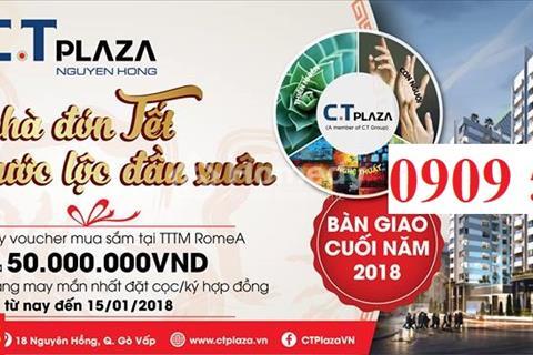 Cần tiền bán gấp căn hộ 69m2, 2 phòng ngủ giá 2,2 tỷ ngay vòng xoay Lê Quang Định - Phạm Văn Đồng