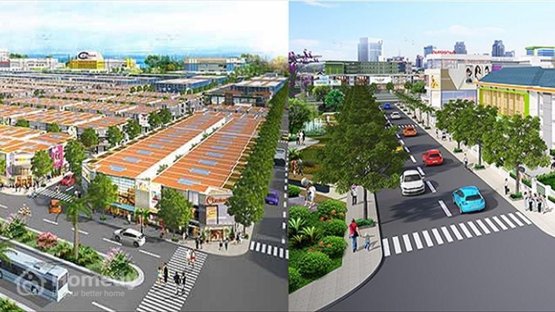 Dự án Khu đô thị Golden Center City 3 Đồng Nai - ảnh giới thiệu