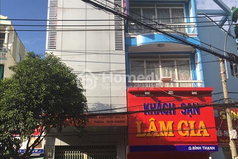 Nhà mặt tiền Chu Văn An, Quận Bình Thạnh, 3 lầu, 4x20m, 6 phòng ngủ, 34 triệu/tháng