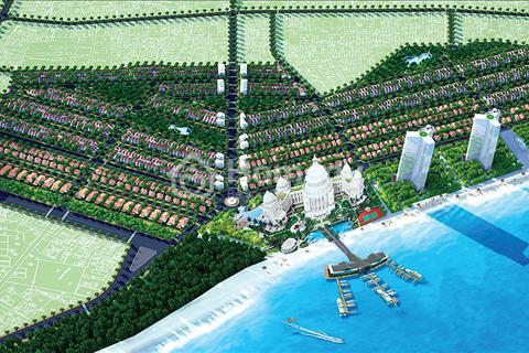 Chỉ còn 10 lô nhà phố, biệt thự biển nằm trong trung tâm thành phố Phan Thiết - Bình Thuận