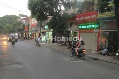 Bán nhà mặt phố Trương Định, đang cho thuê thu nhập khá, 5 tỷ