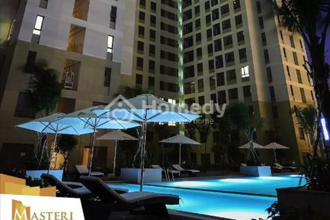 Bán căn hộ Masteri Thảo Điền, 2 phòng ngủ tháp T4, view hồ bơi