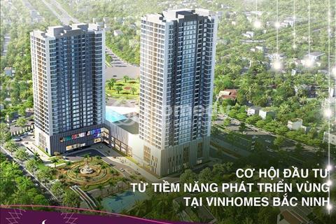 Bán nhanh căn 1,5 phòng ngủ Vinhomes Bắc Ninh, view ngã 6, giá cực mềm