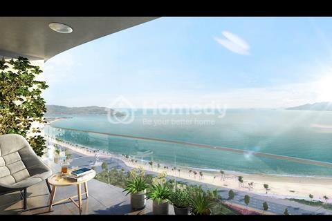 Chuẩn bị khai trương căn hộ mẫu tại siêu dự án TMS Luxury Hotel Quy Nhơn Beach
