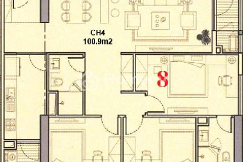 Bán căn hộ 08 tầng 19 A10 Nam Trung Yên - Cầu Giấy - Hà Nội