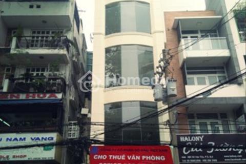 Cho thuê mặt bằng văn phòng kinh doanh tại 383 Võ Văn Tần