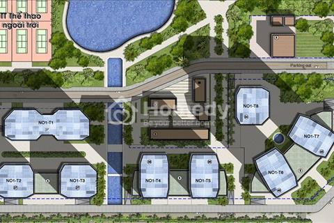 Gia đình tôi bán căn hộ số 03 diện tích 108m2 N01-T5 Ngoại Giao Đoàn giá 30,5 triệu/m2 (chính chủ)