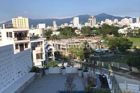 Cho thuê căn hộ sân vườn Monarchy view sông Hàn 2 phòng ngủ, giá 19 triệu/tháng