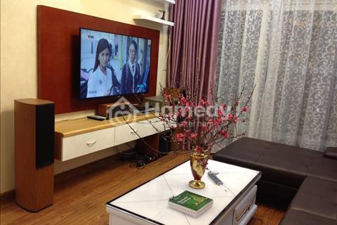 Cho thuê chung cư Golden West Lê Văn Thiêm căn góc 107m2, đồ nhập khẩu, mới 100%