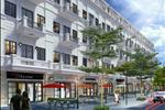 Khu Shophouse được quy hoạch đồng bộ hiện đại sẽ mang đến cơ hội kinh doanh lớn cho các khách hàng tương lai.