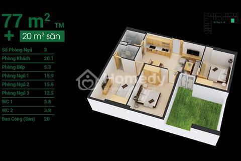 Căn Hộ Zen Premium Q12- Chương Trình Ưu Đãi Khủng Cho KH Mua Trong T1