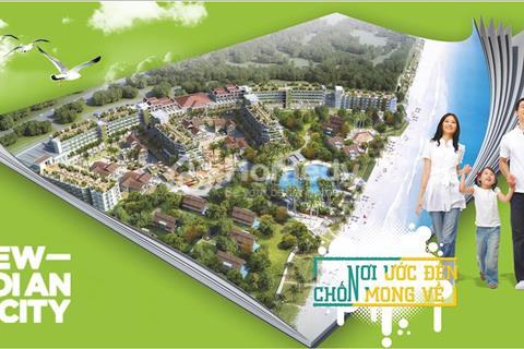Cần chuyển nhượng lô đất biệt thự biển 200m2 đẳng cấp nằm trong quần thể New Hội An City