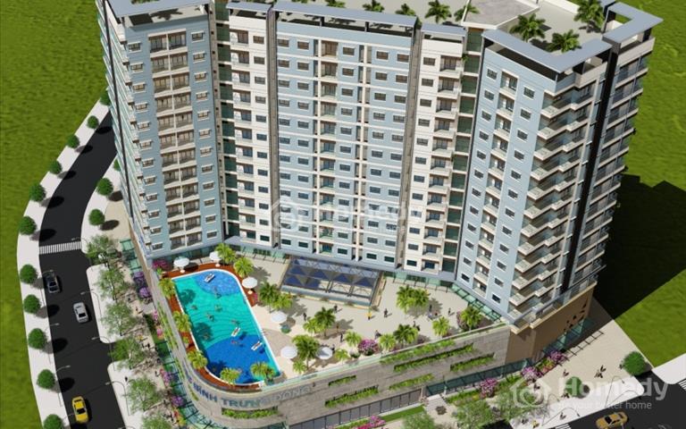 Bán HQC Bình Trưng Đông 21 triệu/m2 căn 53,52m2 dành cho những người thu nhập thấp lãi suất 4,7%