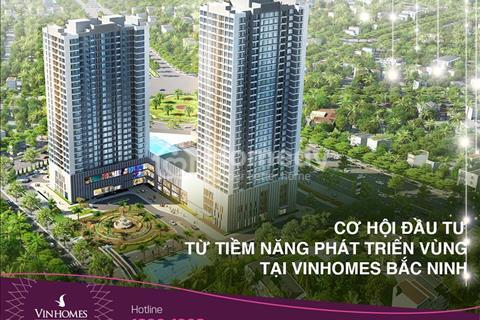 Chính chủ cần sang nhượng căn hộ Vinhomes Bắc Ninh 1 phòng ngủ và 2 phòng ngủ