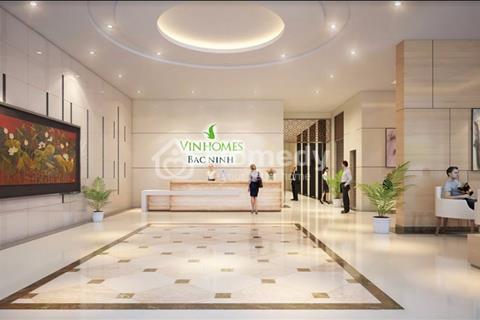 Bán chung cư Vinhomes Bắc Ninh, tiện ích 5 sao, dịch vụ hoàn hảo