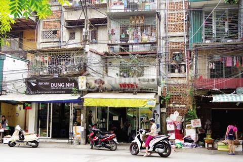 Căn hộ tập thể Mai Dịch, Cầu Giấy diện tích 75m2, 5.2 triệu/tháng