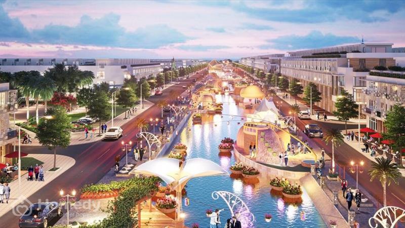 Dự án Khu dân cư Cát Tường Phú Sinh Long An - ảnh giới thiệu