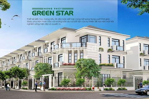 Biệt thự phố vườn Green Star, đường Nguyễn Lương Bằng nối dài