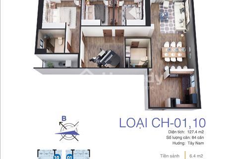 Bán căn hộ cao cấp full nội thất ngay mặt đường Cầu Giấy, giá cực sốc chỉ 30 triệu/m2