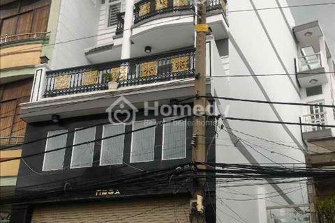 Nhà cho thuê nguyên căn mặt tiền đường Gia Phú, 6 tấm, 5 lầu, 8 phòng