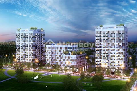 Cần bán căn góc 62,11m2 tầng đẹp view Vinhomes Riverside hợp với người Tây tứ trạch